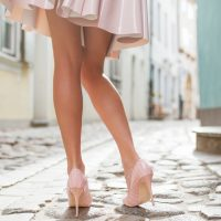 美脚に見せるハイヒールの履き方とコツ。何センチがベスト?履きすぎがダメな理由も分かる