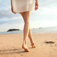 綺麗な細い足になる方法11選!今すぐできる食事・運動・自宅ケア
